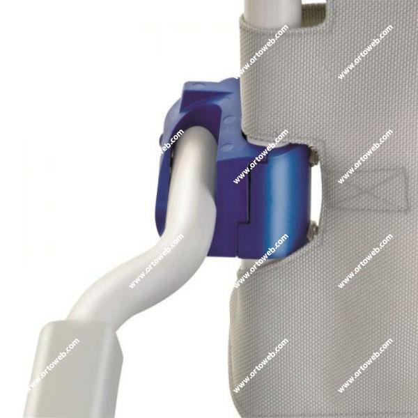 Reposabrazos anchos (incrementan 80mm el espacio entre reposabrazos)