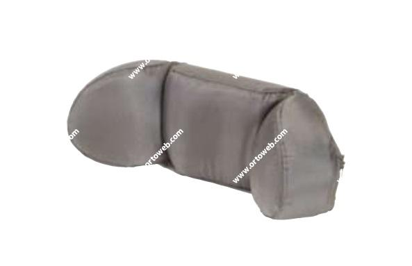Reposacabezas con soportes laterales ajustables (instalado en las empuñaduras,ajuste horizontal)