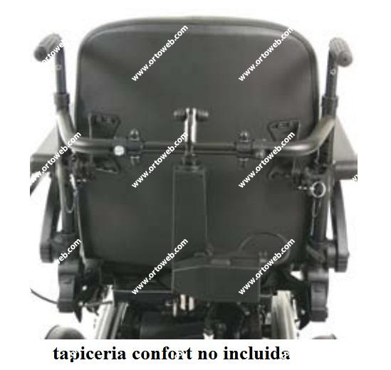 Respaldo reclinable eléctrico (-5° a 30°)
