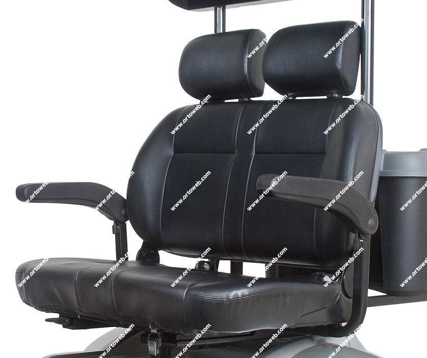 Asiento doble extra ancho