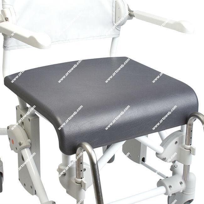Tapa de asiento confort cerrada