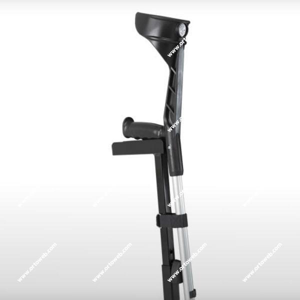 Soporte bastón/muleta izquierdo