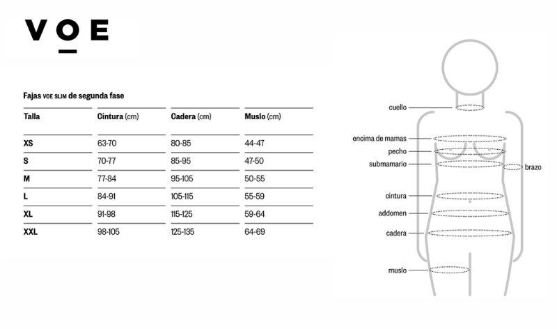 fajas-post-liposuccion-segunda-fase-tabla-de-medidas