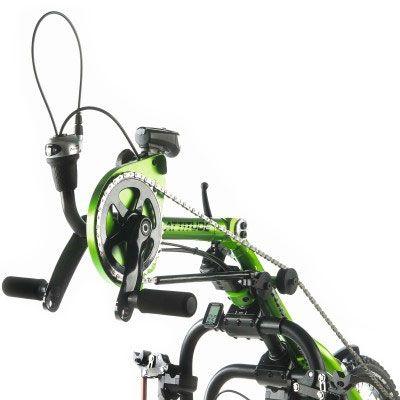 handbike quickie attitude junior manual confort ergonomia