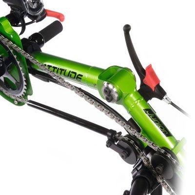 handbike quickie attitude junior posicion horquilla ajustable