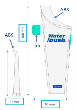 oratek-water-push-irrigador-manual-especificaciones