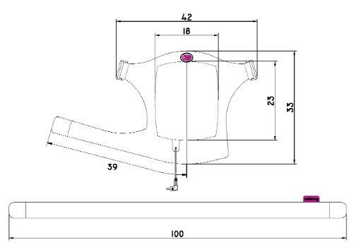 vendaje-termico-para-el-hombro-pekatherm-ae808-medidas
